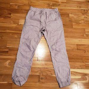 Men's Linen Joggers